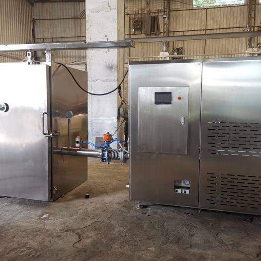东莞市水果保鲜机 万佳高端熟食真空快速冷却机