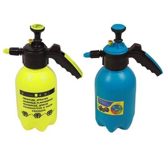 临沂兰山区水壶 壶园艺园林喷壶 浇花压喷壶浇花压力彩色气压喷壶