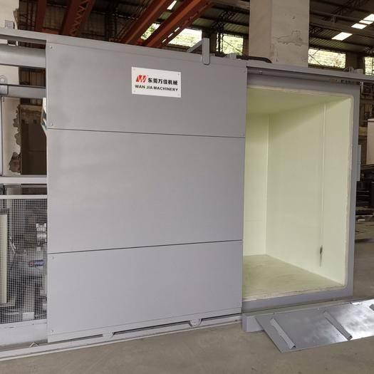 东莞市果蔬预冷设备 工厂定制高端全自动果蔬真空预冷机