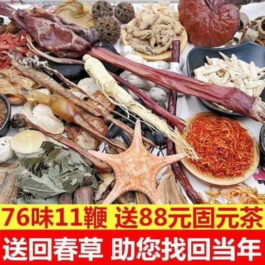 四川省凉山彝族自治州甘洛县锁阳 76味中草药,11种动物鞭