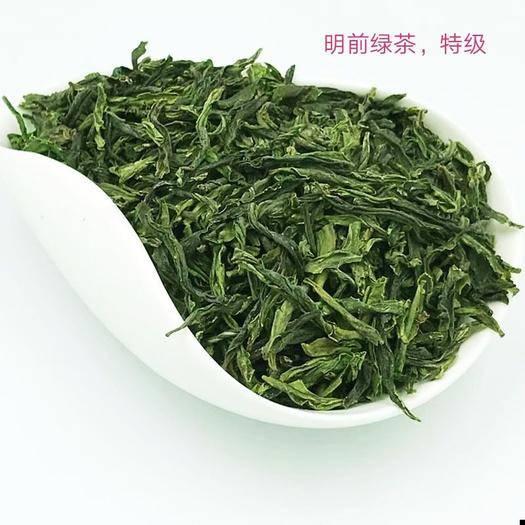 安徽省六安市霍山县 绿茶,茶叶。特级。