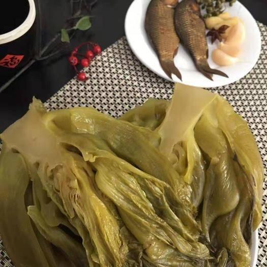 四川省成都市新都区腌芥菜 曾大厨   老坛酸菜