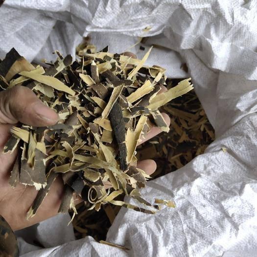 安国市 秦皮 碎渣条 下脚料