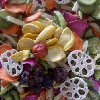 脱水青豆 快递包邮 4斤净重24小时内极速发货  优质酥脆松荷果蔬干