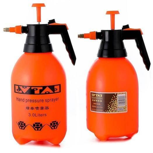 南通海安市 手动气压式浇花喷壶洒水壶浇水壶园艺工具喷雾器喷水壶花洒小喷