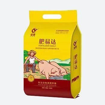 禽畜用饲料 猪饲料肥易达,提高饲料利用率,提前出栏,增重10%-15%