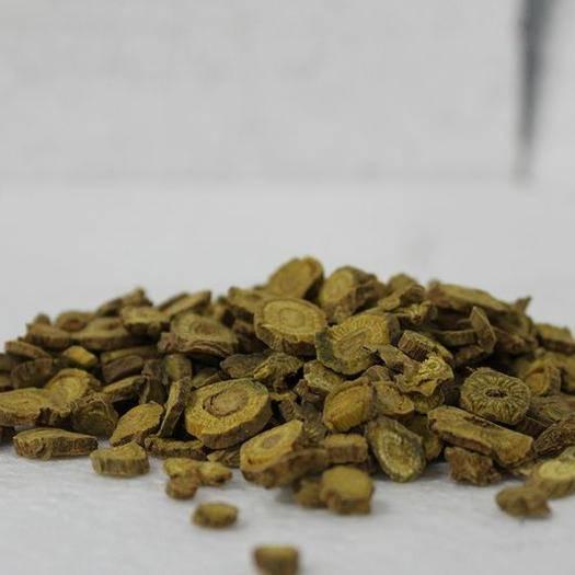成都金牛区 黄芩大黄芩食用药用干货过筛