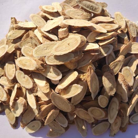 包頭九原區 精選內蒙古優質黃芪,1.2-1.4以上斜片,無硫無紅保含量