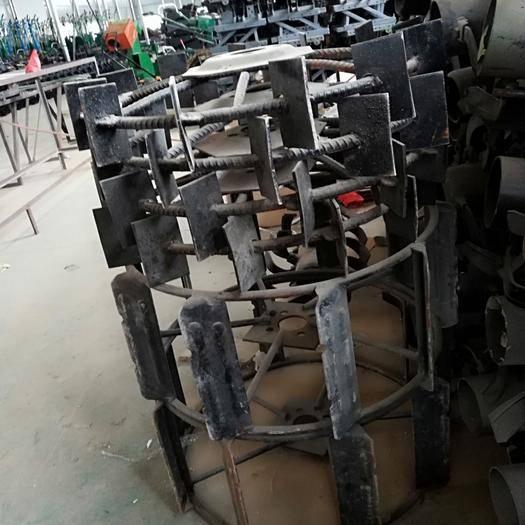 撫州樂安縣農用輪胎 農機水田專用鋼鐵寬輪,防滑 防陷深泥