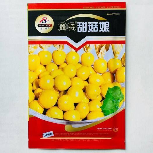 宿迁沭阳县姑娘果种子 甜姑娘种子灯笼果种子包邮