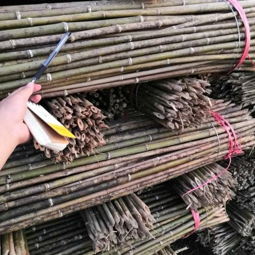 衡阳珠晖区莱架竹 优质2米3菜架竹