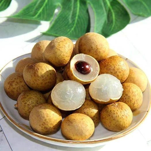 上林縣 泰國進口新鮮龍眼新鮮水果5斤批發包郵新鮮桂圓當季時令水果