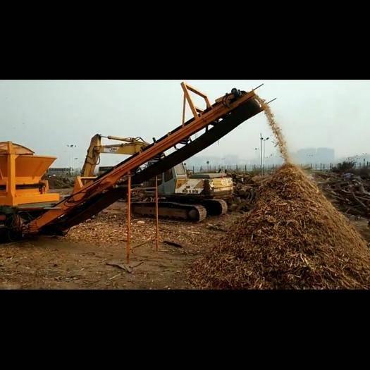 怀来县 粉碎绿化树枝