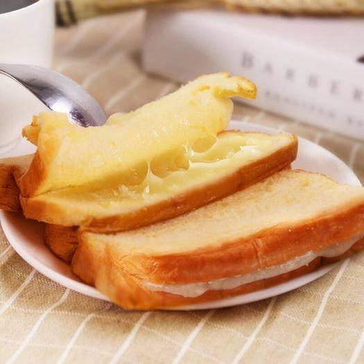 南京棲霞區 超好吃乳酸菌夾心吐司面包片切片蛋糕點心辦公室早餐代餐零食2
