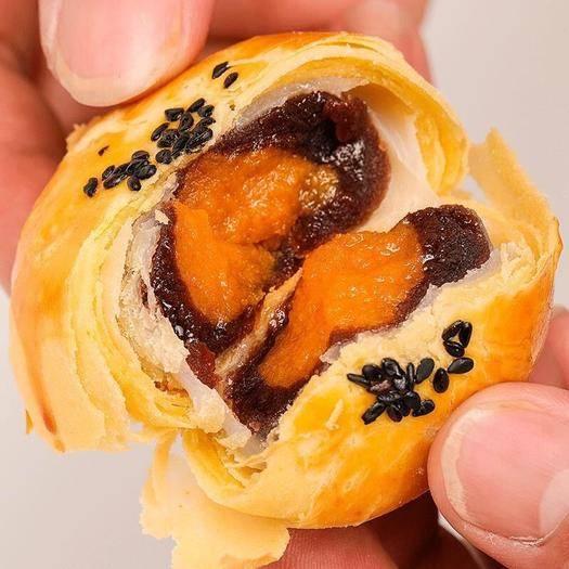 合肥蜀山區 雪媚娘蛋黃酥純手工制作真材實料24小時內發貨包郵