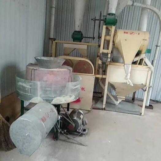 衡水石磨面粉 河北省冬小麥磨制包郵