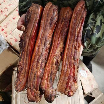 五花腊肉湖南烟熏腊肉(厂家直供,证件齐全)