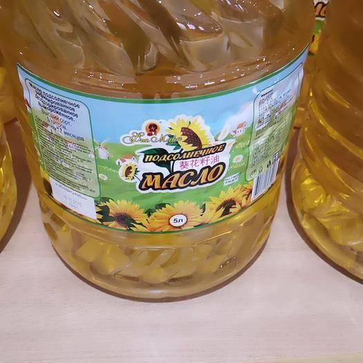深州市 俄羅斯進口葵花籽油非轉基因