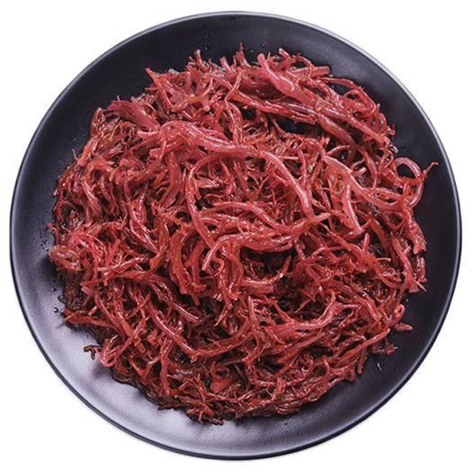 广州 龙须菜食用海藻 海*菜餐饮商用凉拌菜 绿色 红色500克/包