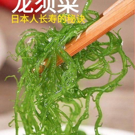 迁安市龙须菜 盐渍日本人长寿的秘诀常吃海洋中的食物5斤装包邮