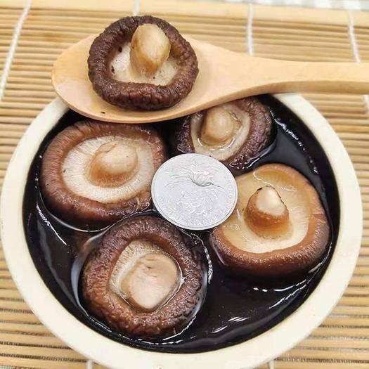 岫岩满族自治县 东北金钱菇250克/袋 剪柄小香菇 香嫩润滑 一件代发包邮