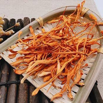 东北虫草花1公斤/袋~包邮 基地直供 煲汤必备 味道鲜美