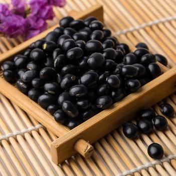 东北黑豆5斤/袋 绿心青仁豆浆豆 批发杂粮 一件代发/包邮