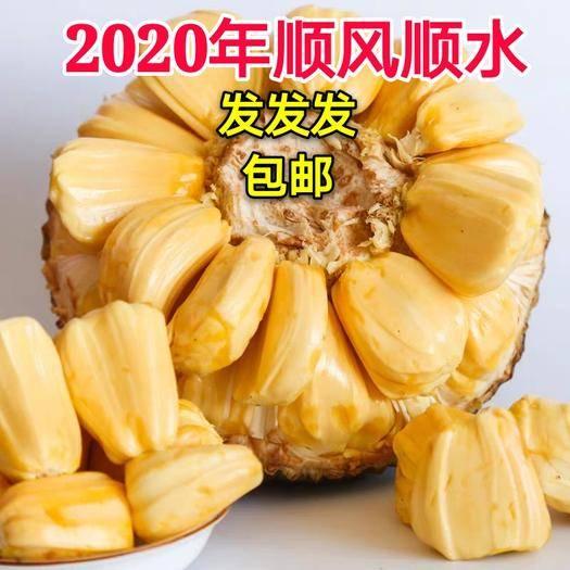 昆明 泰国进口黄肉菠萝蜜,电商对接,一件代发,社区团购