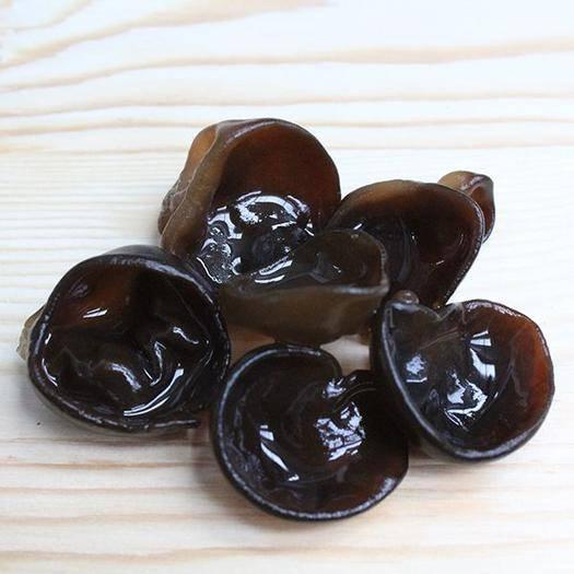 东宁市 黑龙江特级小碗耳500克/袋 无根 鲜嫩脆滑 胶原丰富 包邮