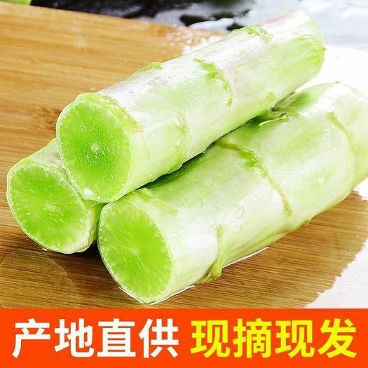 昆明官渡区 云南新鲜莴笋当季蔬菜现货10斤包邮