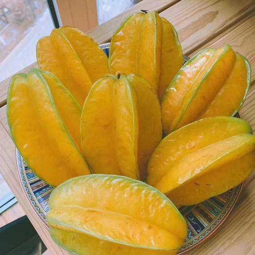 漳州平和縣 正常發貨【下河楊桃五斤*送酸梅粉】新鮮水果現摘楊桃孕婦水果