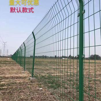 护栏网/围网 高速公路防护网 圈山圈地养殖网整套1.8米高*3米 鱼塘用网