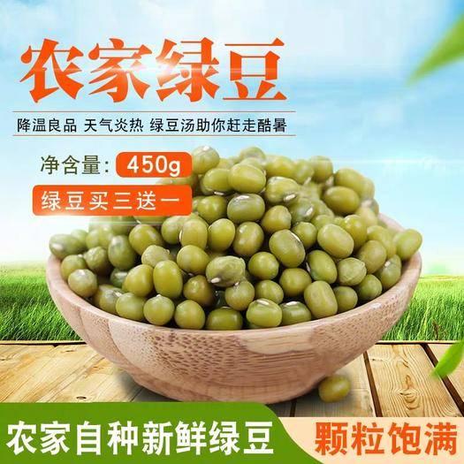 赤峰 小顆粒綠豆可發芽綠豆真空包裝赤峰產地包郵