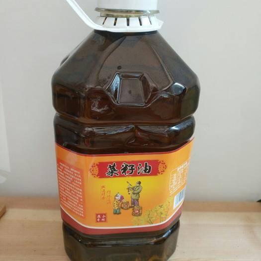 臨滄鳳慶縣 云南菜籽油2020年鳳慶農家新榨5-10市斤裝零添加原產地