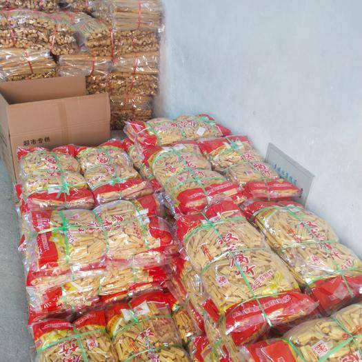 棗莊滕州市 精品豆皮腐竹條段2斤1袋,1袋全國21省包郵,中通快遞發貨