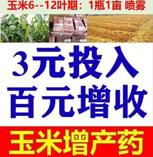 肥东县乙烯利 胺鲜酯 玉米增产3元投入百元增收