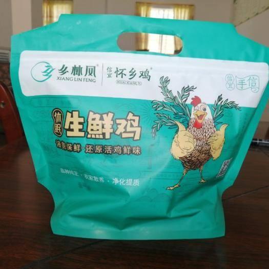 茂名信宜市 信宜懷鄉雞,走地雞散養160天以上,吃了都說好!