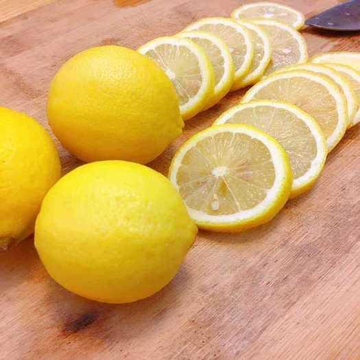 重庆万州 【超值好货】黄柠檬 尤力克柠檬小果5/斤 批发包邮