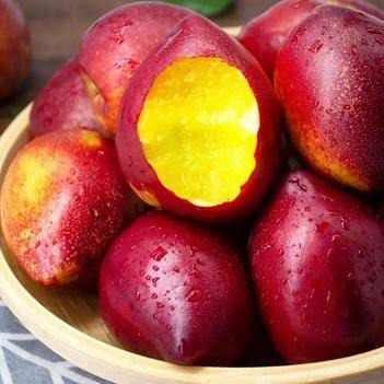 黄油桃  【一件代发】应季黄心油桃新鲜桃子非水蜜桃孕妇营养水果