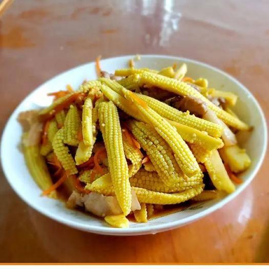 湛江 新鲜玉米笋可以炒吃 一件发货包邮 下单选规格