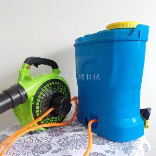济宁曲阜市风送打药机 直销新型公共场所消毒机器  小麦水稻打药机 背负式小型喷药机