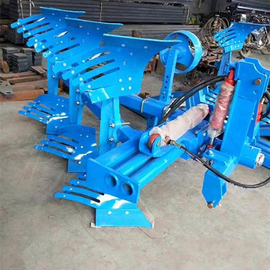 禹城市 调幅液压翻转犁 铧犁 栅条大犁 四轮拖拉机带中小型液压双向犁