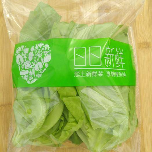 巨野縣 奶油生菜  水培 200克/袋   0.7元/袋
