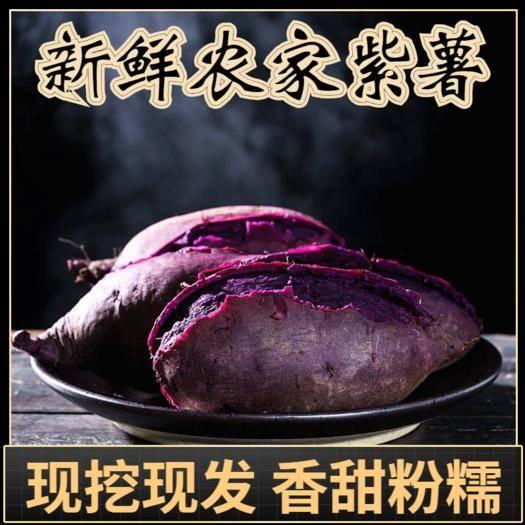 吳川市 紫薯一件代發 承接各大平臺 電商 紅薯紫薯板栗【全國包郵】