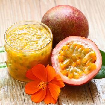 引流款【百香果 】新鲜采摘 维生素丰富 鲜嫩细腻 多汁美味