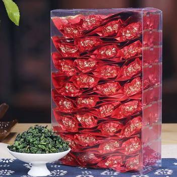 安溪铁观音 浓香型铁观音茶叶礼盒装岩茶大红袍茶叶 正山小种红茶金骏眉红茶