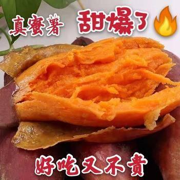 红蜜薯大果9斤5斤3斤包邮六鳌地瓜现挖现发新鲜红薯一件代发