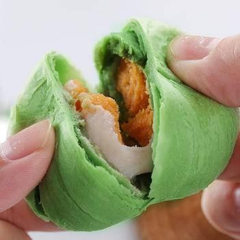 特价16枚【日式抹茶】雪媚娘蛋黄酥手工馅饼糕点小吃零食50g