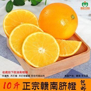 红橙  现摘新鲜20元正宗赣南脐橙大果寻乌甜橙子美容养生孕妇水果