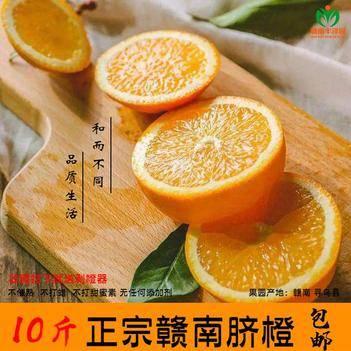 新鲜现摘20斤装赣南脐橙寻乌甜橙子大果新鲜水果香甜多汁礼品